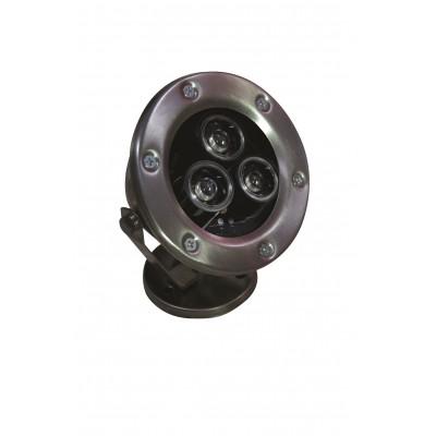 IP65 3 Watt Paslanmaz Armatür 220v
