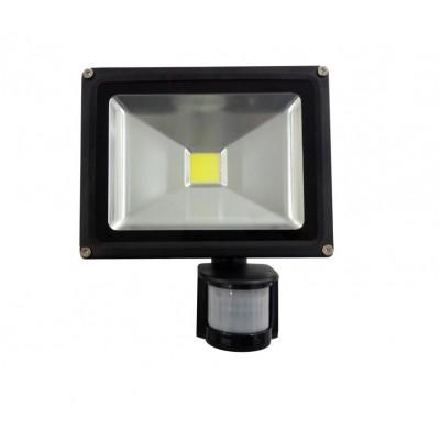 Sensörlü  30 Watt LED Projektör