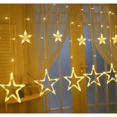 Yıldız Saçak LED 2X1